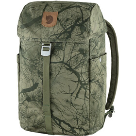 Fjällräven Greenland Top Backpack S, green camo